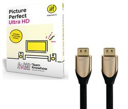 Picture Perfect Plus & 2 m HDMI Cable with Ethernet Bundle
