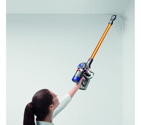 how to clean dyson cordless v6 absolute