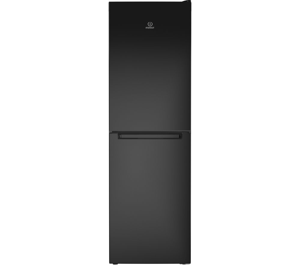 INDESIT LD85F1K 50/50 Fridge Freezer - Black