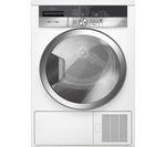 GRUNDIG GTN39250GCW Heat Pump Tumble Dryer - White