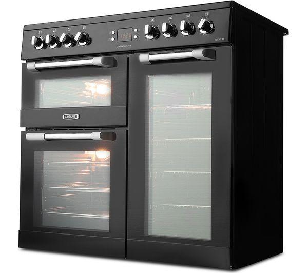 Buy Leisure Cuisinemaster Cs90c530k Electric Ceramic Range