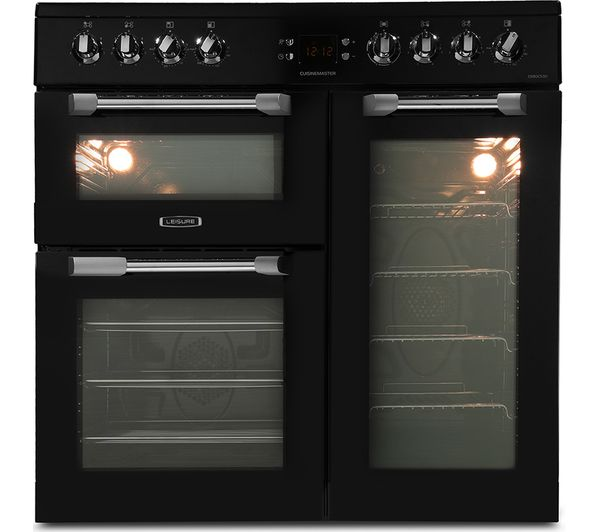 Buy Leisure Cuisinemaster Cs90c530k Electric Ceramic Range