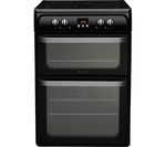 HOTPOINT HUI614K Electric Induction Cooker - Black