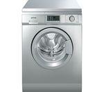 SMEG WDF147X Washer Dryer - Stainless Steel