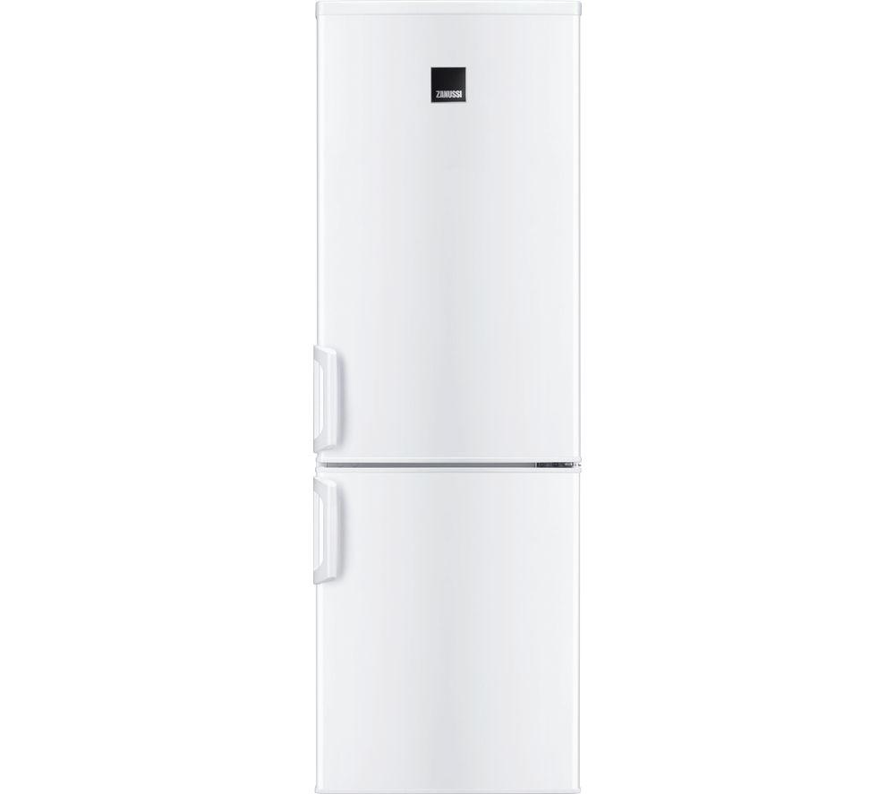 Image of ZANUSSI ZRB23055FW Fridge Freezer - White, White