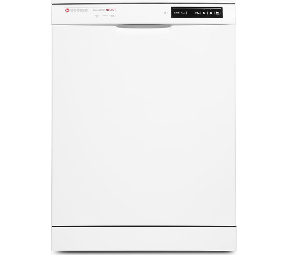 HOOVER HDP 1D39W Full-size Dishwasher - White