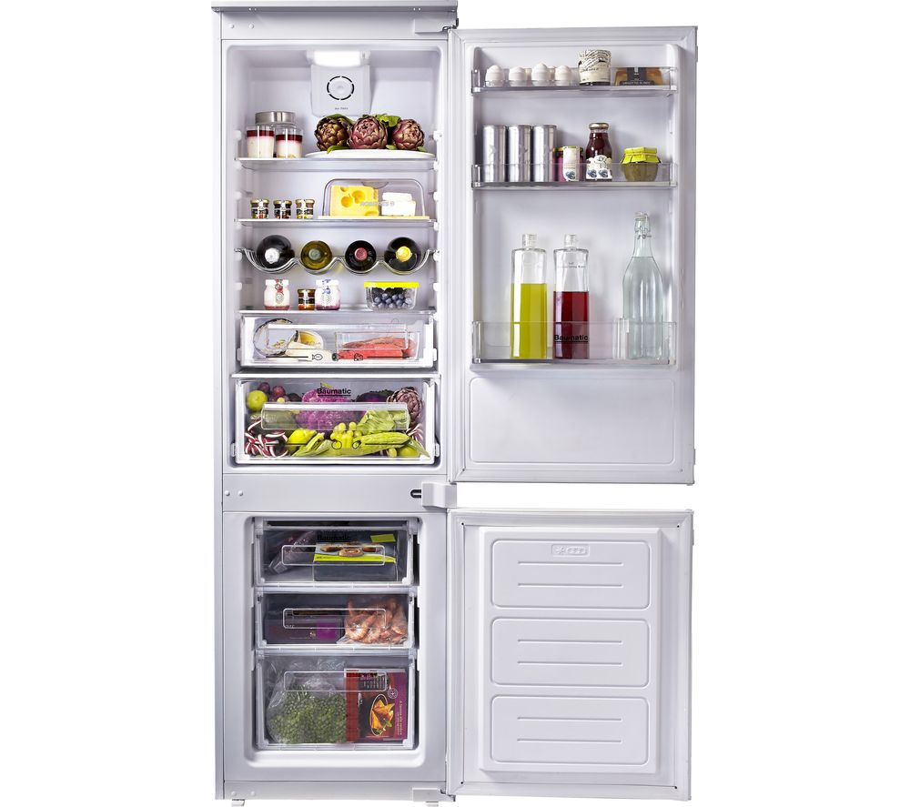 BAUMATIC BRCI3180E Integrated 70/30 Fridge Freezer