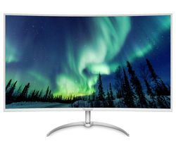 "PHILIPS BDM4037UW 40"" 4K Ultra HD Curved LED Monitor"