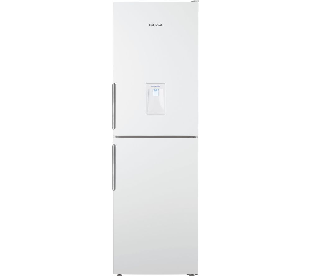 HOTPOINT XAL85 T1I W WTD 50/50 Fridge Freezer - White