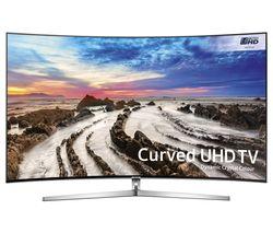 """SAMSUNG UE65MU9000 65"""" 4K Ultra HD HDR Curved LED TV"""