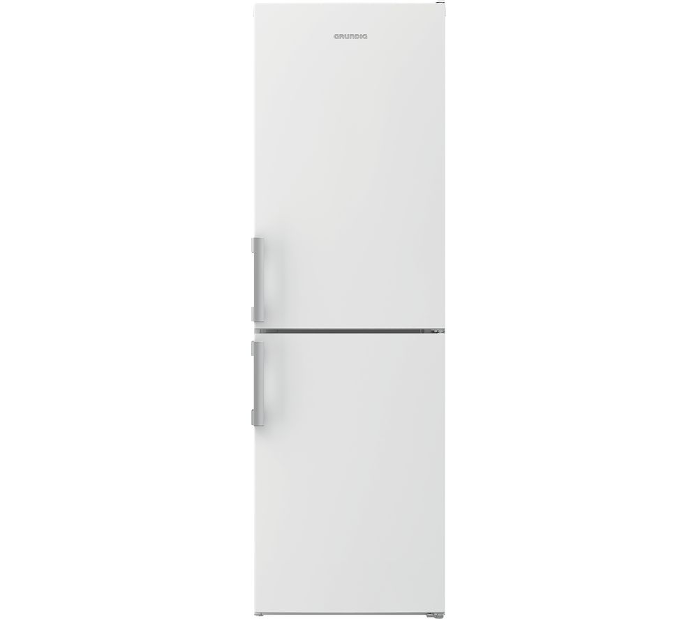 GRUNDIG GKF15810W 50/50 Fridge Freezer - White