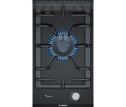 BOSCH PRA3A6D70 Gas Domino Hob - Black