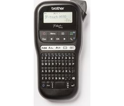 BROTHER PTH110 Label Maker