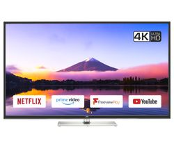 "JVC LT-55C870 55"" Smart 4K Ultra HD HDR LED TV"