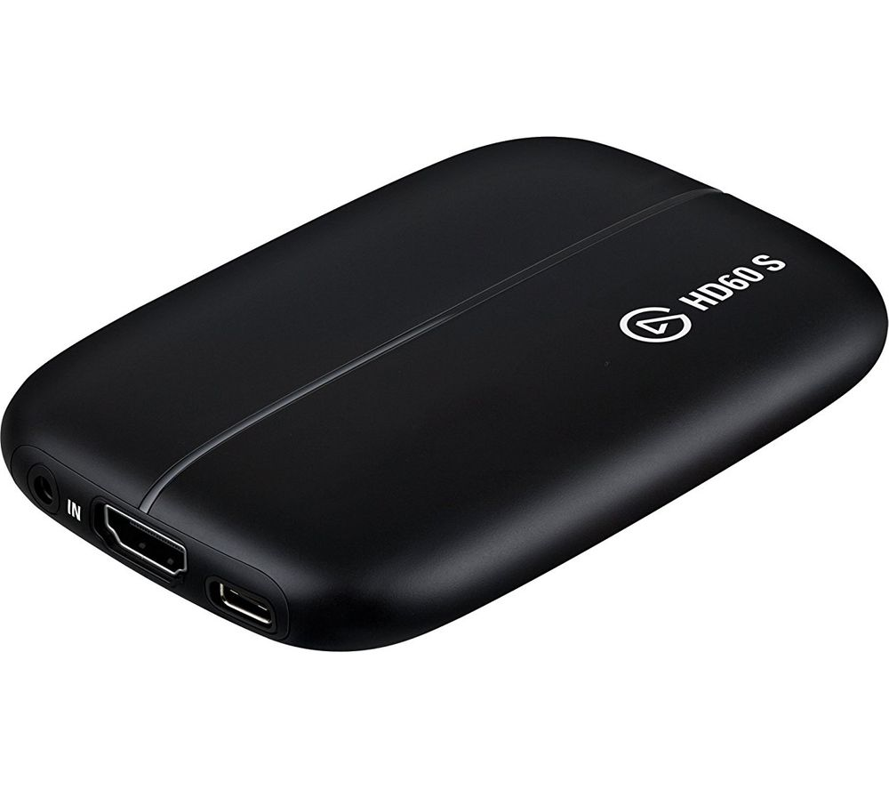 Compare retail prices of Elgato HD60S Console Game Capture Card to get the best deal online
