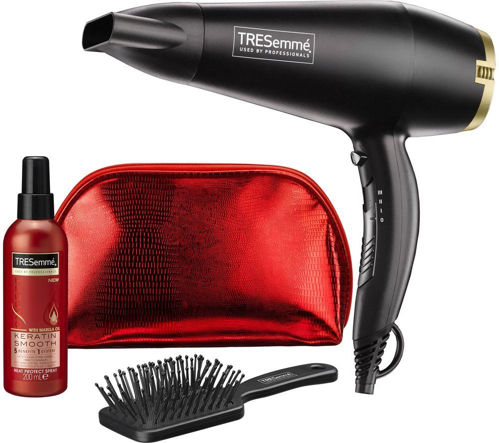 TRESEMME Salon Shine 5543FGU Hair Dryer Set - Black