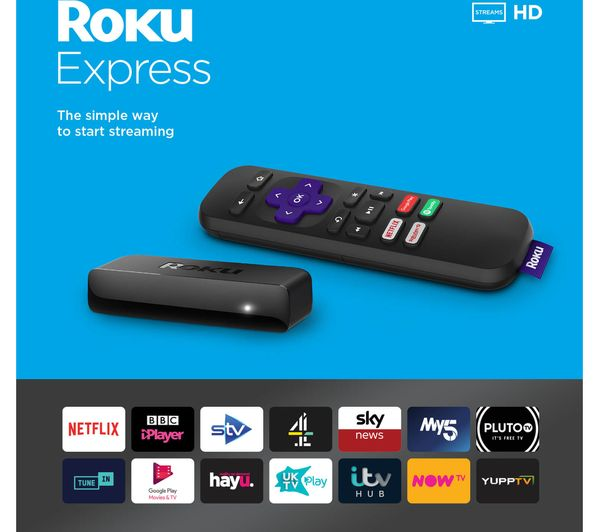 ROKU Express Smart Streaming Player