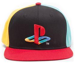 PLAYSTATION Original Logo Snapback Cap - Multicoloured