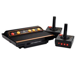 ATARI Flashback 8 Gold HD Console with Wireless Controllers