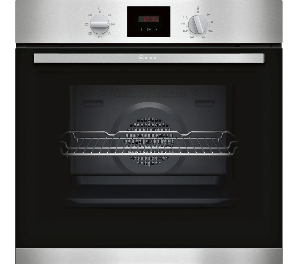NEFF B1HCC0AN0B Electric Oven - Stainless Steel
