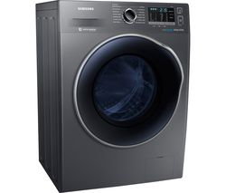 SAMSUNG WD80J5A10AX 8 kg Washer Dryer - Graphite