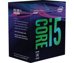 INTEL Core™ i5-8400 Processor