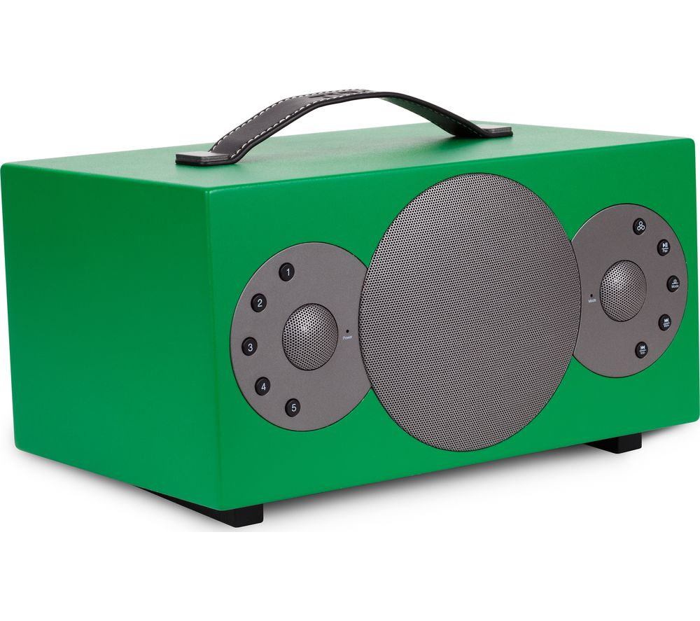 TIBO Sphere 4 Portable Wireless Smart Sound Speaker - Green
