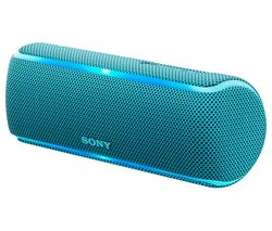 SONY SRS-XB21 Portable Bluetooth Wireless Speaker - Blue