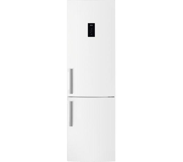 Image of AEG RCB53724VW 60/40 Fridge Freezer - White