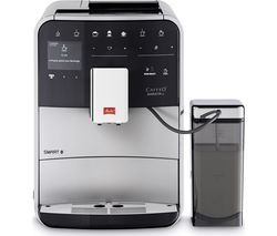 MELITTA Caffeo Barista TS F85/0-101 Smart Bean to Cup Coffee Machine - Silver Best Price, Cheapest Prices