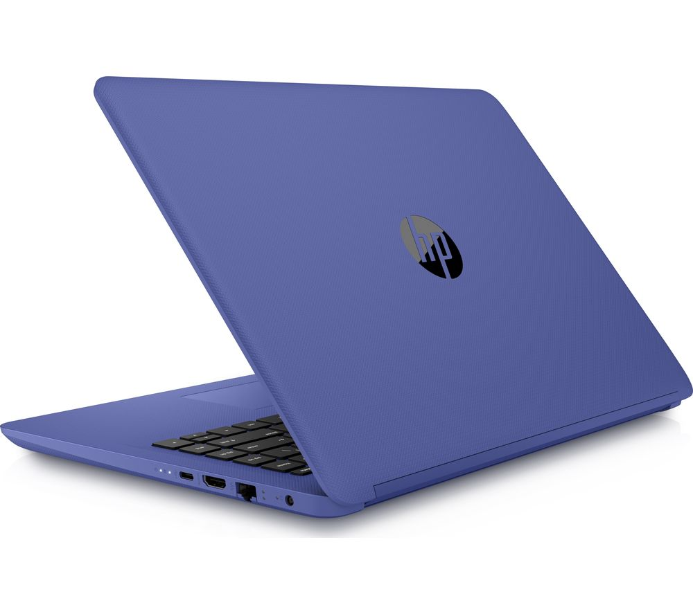 "HP 14-bp076sa 14"" Intel® Core™ i3 Laptop - 128 GB SSD, Marine Blue"