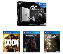 SONY PlayStation 4 & Games Bundle