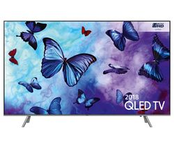 "SAMSUNG QE75Q6FNATXXU 75"" Smart 4K Ultra HD HDR QLED TV"