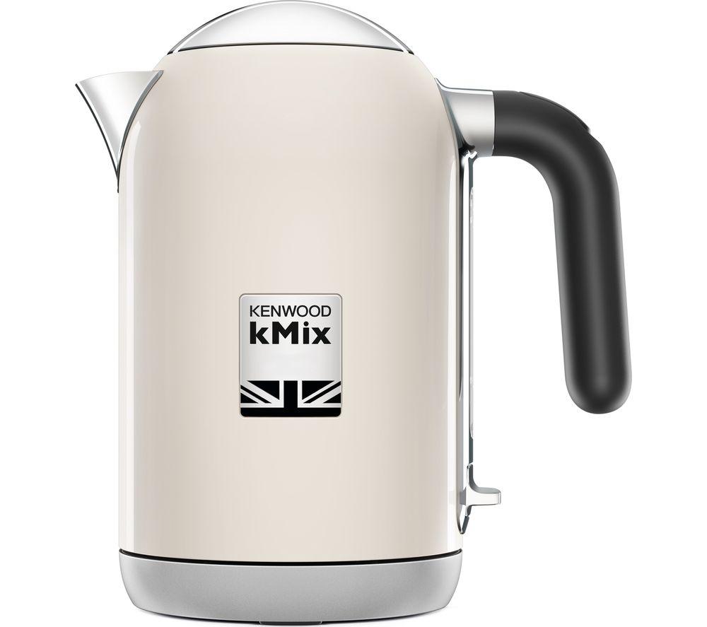 KENWOOD KMIX ZJX750CR Jug Kettle - Cream