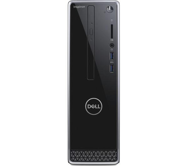 DELL Inspiron 3470 Intel® Core™ i5 Desktop PC - 1 TB HDD & 128 GB SSD, Grey