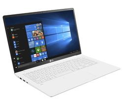 "LG GRAM i15Z980 15.6"" Intel® Core™ i7 Laptop - 512 GB SSD, White"