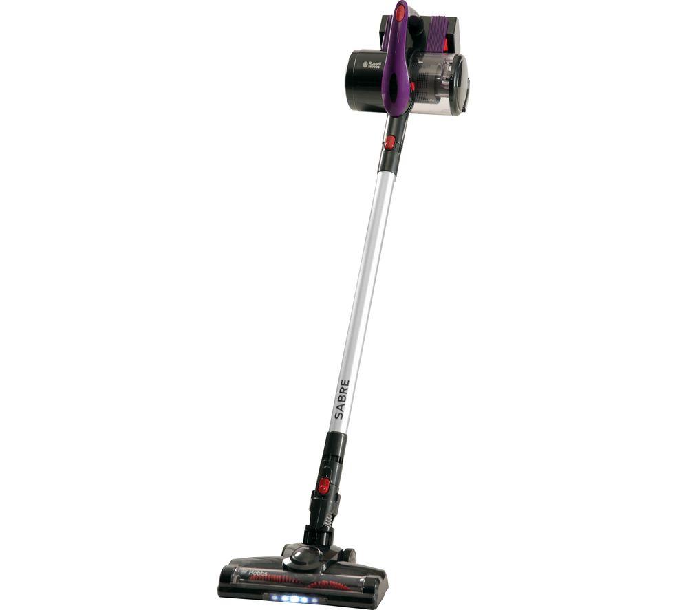 RUSSELL HOBBS Sabre+ RHHS3501 Cordless Vacuum Cleaner - Purple