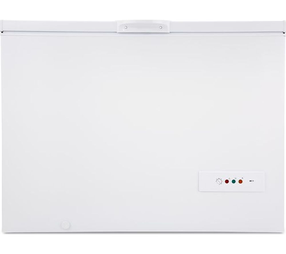 INDESIT DCF 1A 300.1 Chest Freezer - White, White