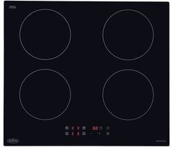 BELLING IHT6013 Electric Induction Hob - Black Best Price, Cheapest Prices