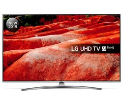 "LG 43UM7600PLB 43"" Smart 4K Ultra HD HDR LED TV with Google Assistant"