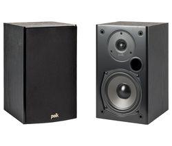 T15 2.0 Bookshelf Speakers - Black