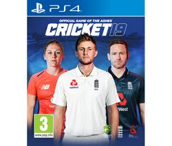 PS4 Cricket 19 - The Official Game of the Ashes