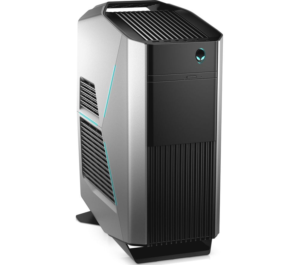 ALIENWARE Aurora R8 Intel® Core™ i7 GTX 1660 Ti Gaming PC - 1 TB HDD & 256 GB SSD