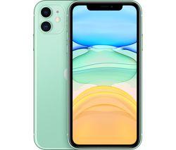 APPLE iPhone 11 - 64 GB, Green