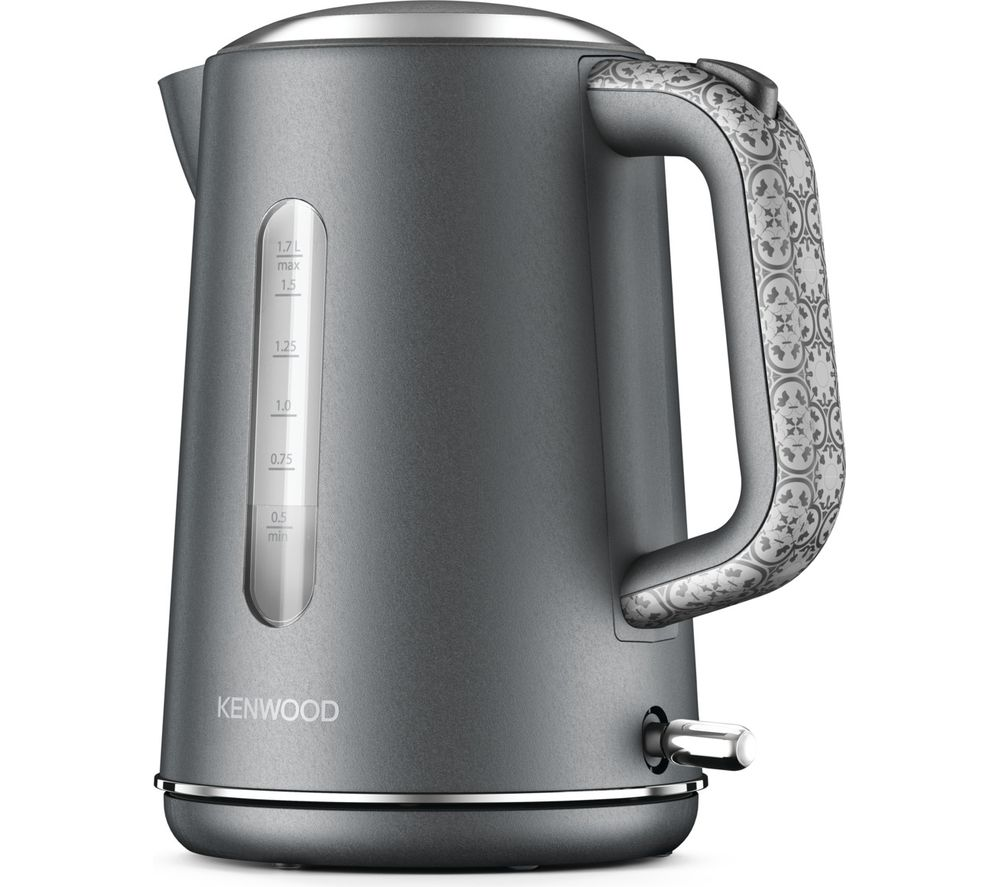 KENWOOD The Abbey Collection TJ05GY Jug Kettle - Grey