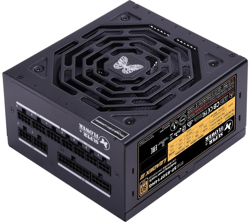 SUPER FLOWER Leadex III Gold SF-850F14HG Modular ATX PSU - 850 W