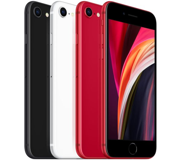 Apple iPhone SE - 128 GB, Red 1
