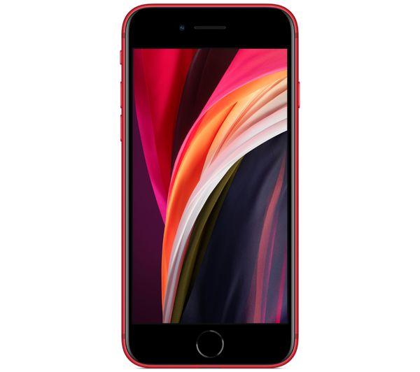 Apple iPhone SE - 128 GB, Red 2