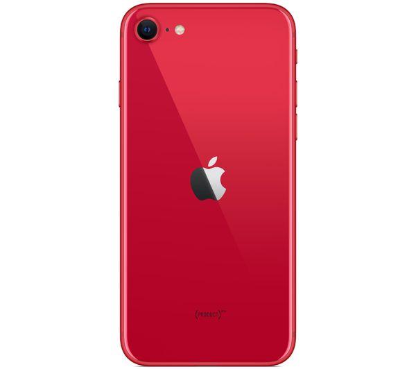 Apple iPhone SE - 128 GB, Red 3