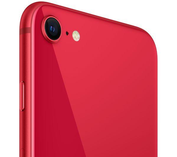 Apple iPhone SE - 128 GB, Red 5